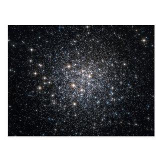 Globular Cluster M72 Stars Space Postcard