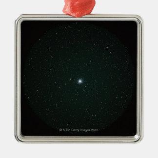 Globular Cluster Metal Ornament