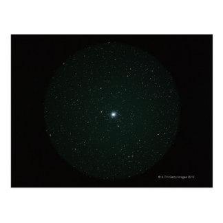 Globular Cluster Postcard