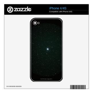 Globular Cluster Skin For iPhone 4S