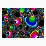 Globular Rainbow - Fractal Card