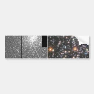 Globular Star Cluster M15 Bumper Sticker