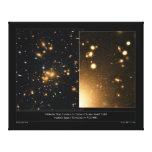 Globular Star Clusters Galaxy Cluster Abell 1689 Canvas Prints