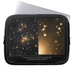 Globular Star Clusters Galaxy Cluster Abell 1689 Laptop Sleeve