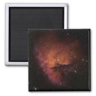 Glóbulos de Bok en NGC 281 Imán Cuadrado