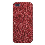 Glóbulos rojos iPhone 5 cárcasa