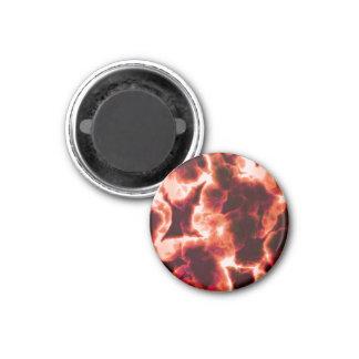 Glóbulos rojos microscópicos imán redondo 3 cm