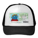 GlobWorld License Hat