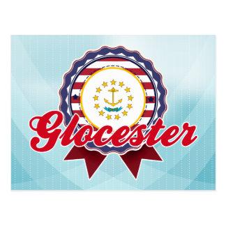 Glocester, RI Postales