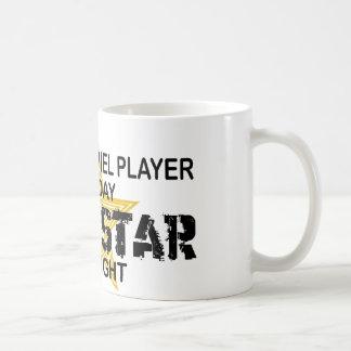 Glockenspiel Rock Star by Night Coffee Mug