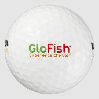 GloFish Golfballs Golf Balls