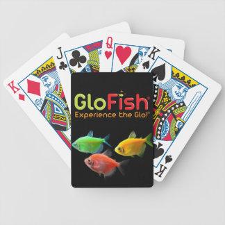 GloFish® Playing Card. Bicycle Playing Cards
