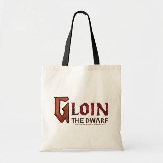 Gloin Name Budget Tote Bag