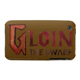 Gloin Name Case-Mate iPhone 3 Case