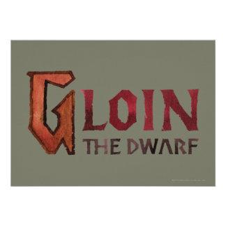 Gloin Name Personalized Invite
