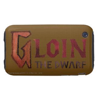 Gloin Name Tough iPhone 3 Cover