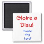 ¡Gloire un Dieu! , Iman Para Frigorífico