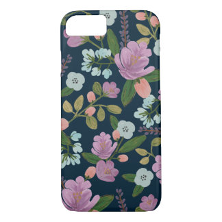 Glolightly Floral iPhone 8/7 Case