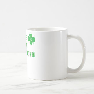 Glomp me I'm Irish - 2 Coffee Mug