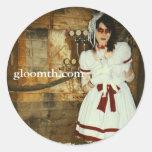 Gloomth Fan Stickers