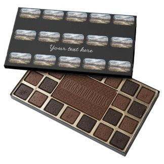 Gloomy lake 45 piece box of chocolates