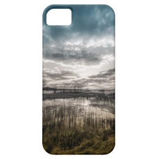 Gloomy lake iPhone SE/5/5s case