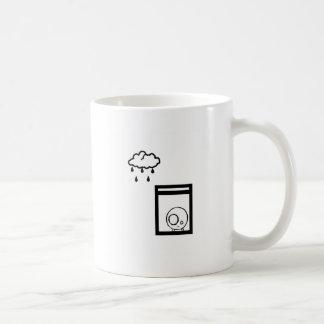Gloomy moby coffee mugs