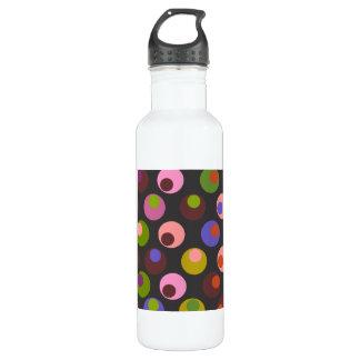 Gloomy Spots Stainless Steel Water Bottle