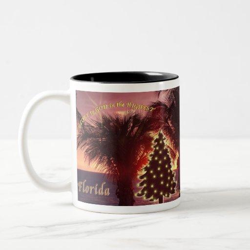 Gloria a dios en las tazas de café cristianas más