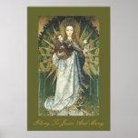 Gloria a Jesús y a Maria Impresiones