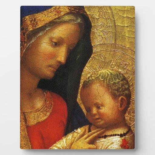 GLORIA A JESÚS Y A MARIA PLACAS PARA MOSTRAR