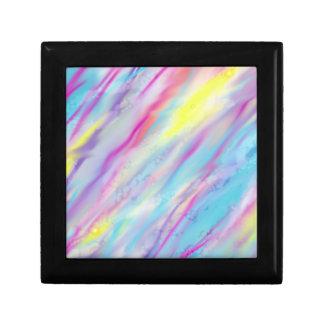 Gloria abstracta caja de joyas