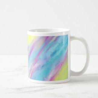 Gloria abstracta taza