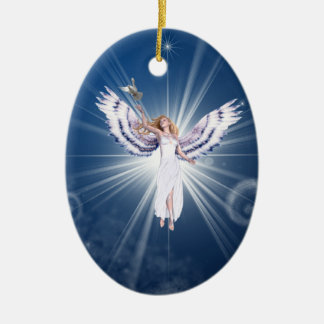 Gloria Angel Holiday decoration Ornament