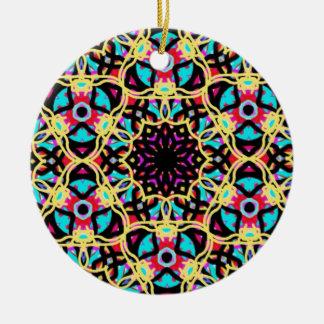 Gloria Ceramic Ornament by KCS