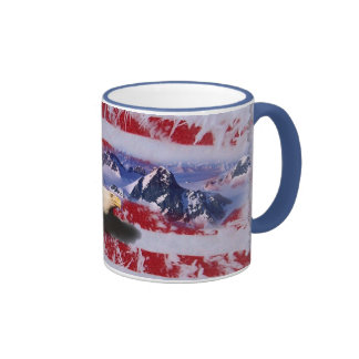 Gloria congelada tazas