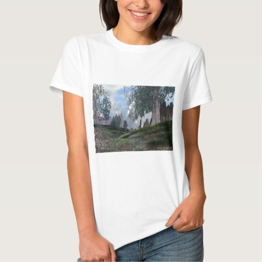 gloria del arte 3d en alto camisas