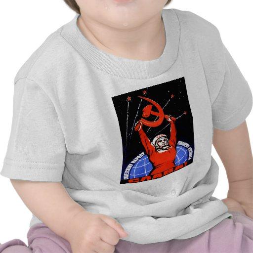 Gloria del espacio camiseta