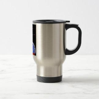 Gloria del espacio tazas de café