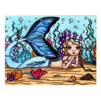 Gloria postcard by Maigan Lynn