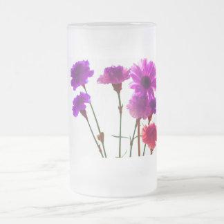 gloria púrpura taza de café