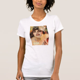 Gloria Swanson 1921 movie magazine T-shirt