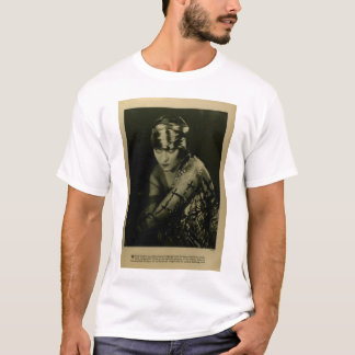 Gloria Swanson 1922 vintage portrait with sequins T-Shirt