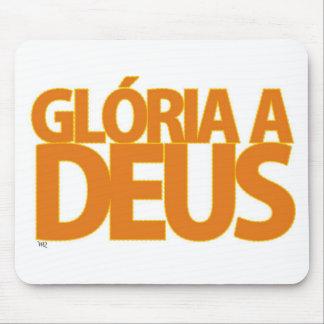 Glória the God Mousepad