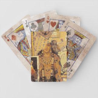 Glorias indias baraja cartas de poker
