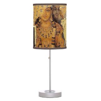 Glorias indias lámpara de mesa