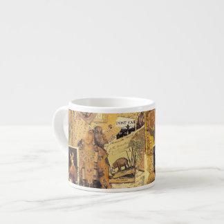 Glorias indias taza espresso