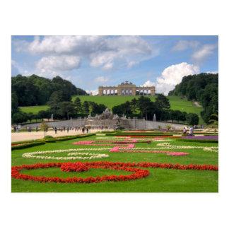 Gloriette en Schönbrunn Viena Austria Tarjetas Postales