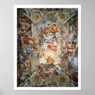 Glorificación del reinado de papa Urbano VIII (156 Impresiones