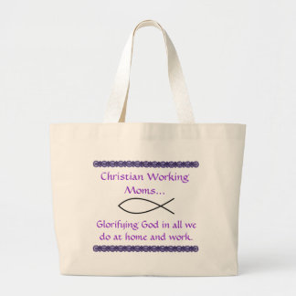 Glorificando a dios en todos hacemos el bolso célt bolsa tela grande
